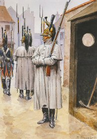 Garde Imperiale - Dragons de lImperatrice. 1806 - 1815 by L Rousselot.