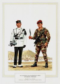6th Gurkha Rifles by Douglas Anderson