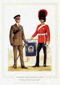 Royal Scots Dragoon Guards by Douglas Anderson.