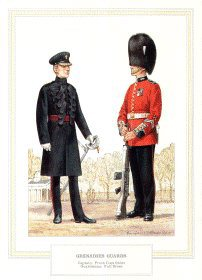 Grenadier Guards by Douglas Anderson