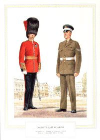 Coldstream Guards by Douglas Anderson