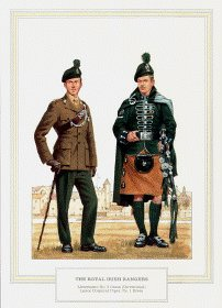 Royal Irish Rangers by Douglas Anderson