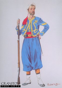 146th New York Volunteers Corporal (5th Oneida Regiment) 1863 by Richard Knotel