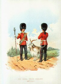 The Welch Fusiliers by Richard Simkin