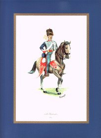 The 10th Hussars by Malcolm Greensmith.