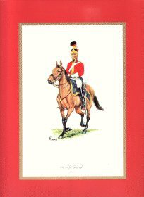 The 1st Life Guards by Malcolm Greensmith.