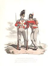 Battalion Infantry, 6th or Warwickshire Regiment, 23rd or Royal Welsh Fusiliers