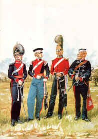 North Somerset Yeomanry 1820-1856 by R Marrion
