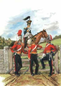Worcestershire Yeomanry 1831-1860 by R Marrion