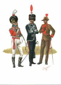 Worcestershire Yeomanry 1794-1905 by R Marrion