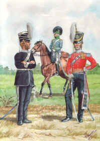 Warwickshire Yeomanry 1799-1862 by R Marrion