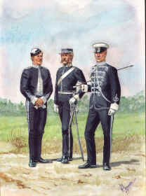Warwickshire Yeomanry 1867-1914 by R Marrion