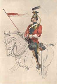 16th Lancers by John Charlton (1899) (P)