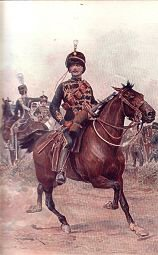 3rd County of London Yeomanry (Sharpshooters) by Richard Caton Woodville (P)