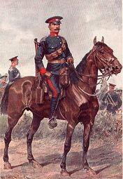 The Berkshire Yeomanry by Richard Caton Woodville (P)
