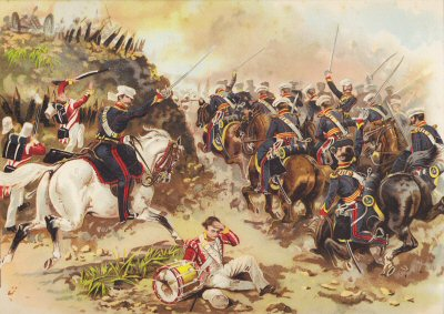 In 1846 the Sikh Empire had one of its greatest military triumphs and began its second imperial age with the defeat another great imperial force, Britain.