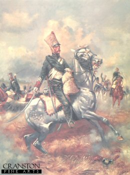 20th Regiment Chasseur Cheval by Jim Lancia.
