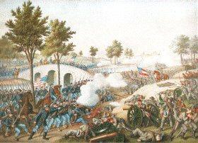 Battle on the Potomac (Battle of Antietam)