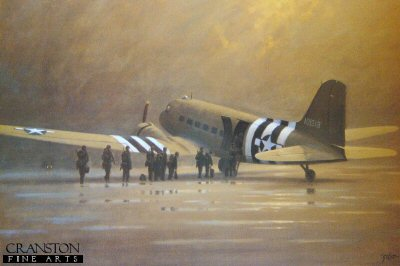 Dawn Departure, Arnhem by Geoff Lea.