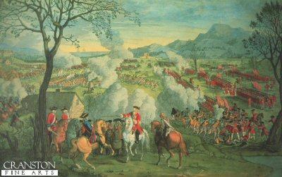 Battle of Culloden.
