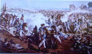 Battle of Alexandria by Peter Archer.
