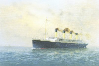 Titanic Pride and Splendour by E. D. Walker.