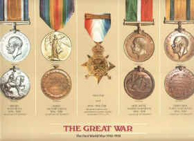 Great War Medals
