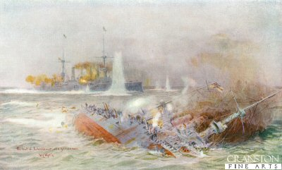 The Last of Scharnhorst and Gneisenau by W L Wyllie.