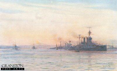 Valiant and Malaya by W L Wyllie.